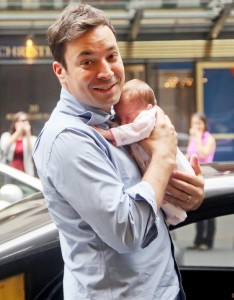 Jimmy Fallon and his wife had years of infertility and failed IVF's until they got pregnant via surrogate.