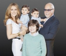 Celine Dion went through IVF 6 times to become pregnant with her twins.